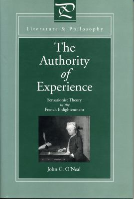 Authority of Experience - CL 9780271015156