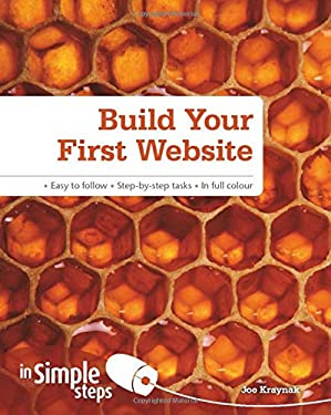 Build Your First Website in Simple Steps 9780273745419