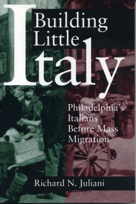 Building Little Italy - CL. 9780271017310