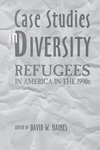 Case Studies in Diversity: Refugees in America in the 1990s 9780275958046