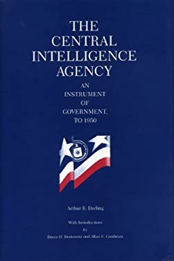 Central Intelligence Agency - CL. 9780271007151