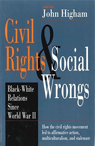 Civil Rights & Social Wrongs - Ppr 9780271019321
