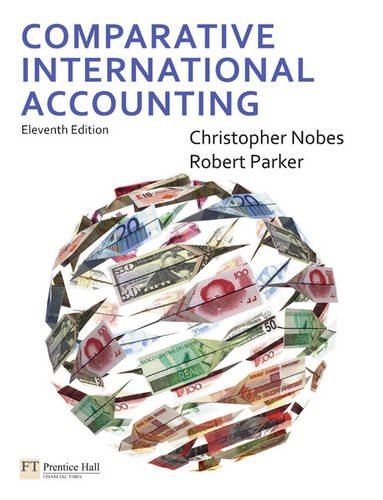 Comparative International Accounting 9780273725626