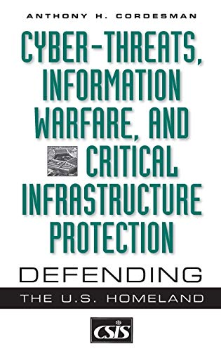 Cyber-Threats, Information Warfare, and Critical Infrastructure Protection: Defending the U.S. Homeland 9780275974237