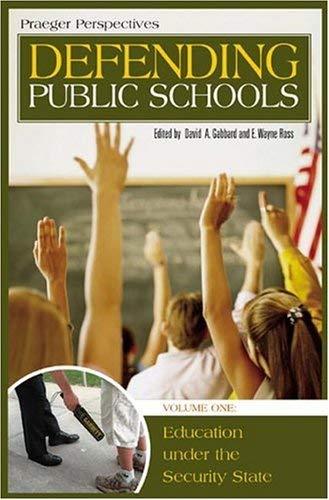 Defending Public Schools 9780275982966