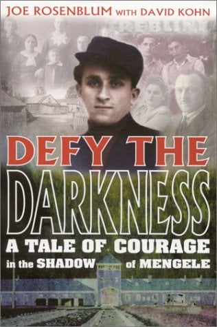 Defy the Darkness: A Tale of Courage in the Shadow of Mengele 9780275968625