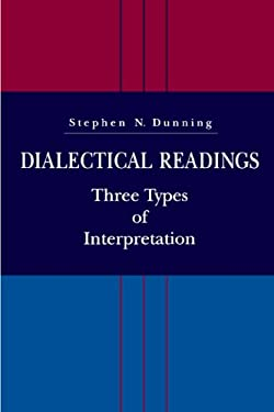 Dialectical Readings - Ppr. 9780271016481