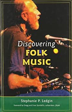 Discovering Folk Music 9780275993870