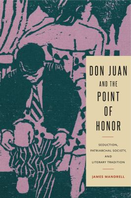 Don Juan & the Point of Honor 9780271007816