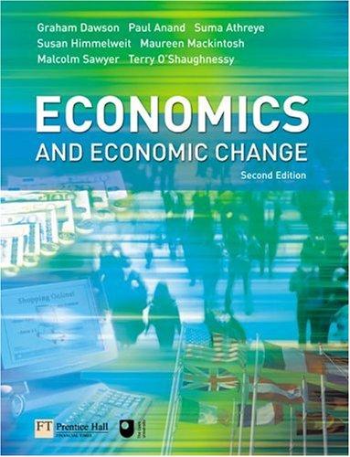 Economics and Economic Change - 2nd Edition