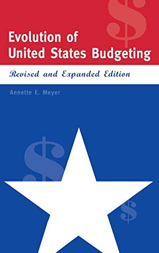 Evolution of United States Budgeting 9780275975265