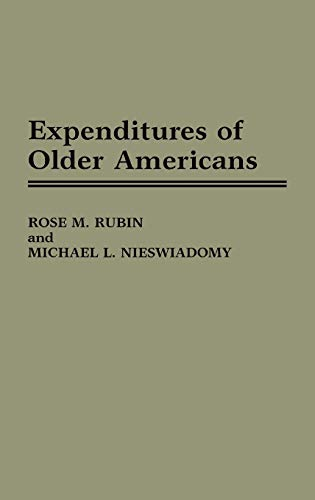 Expenditures of Older Americans 9780275958749