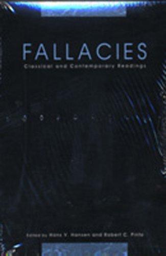 Fallacies - Ppr. 9780271014173