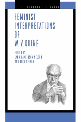 Feminist Interpretations of W.V. Quine 9780271022956