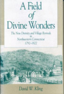 Field of Divine Wonders 9780271009063
