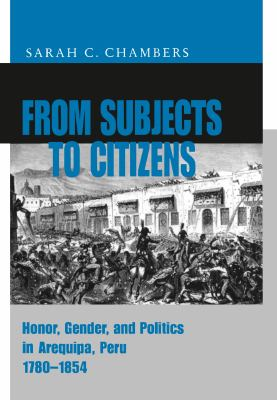 From Subjects to Citizens - Ppr. 9780271019024