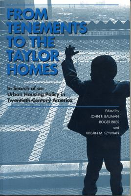 From Tenements to the Taylor -Ppr. 9780271020136