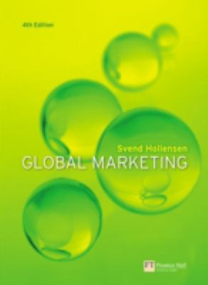 Global Marketing: A Decision-Oriented Approach 9780273706786