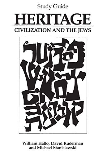 Heritage: Civilization and the Jews: Study Guide 9780275916091
