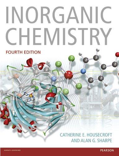 Inorganic Chemistry - 4th Edition