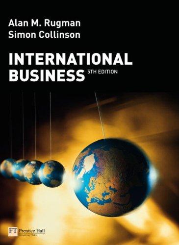 International Business 9780273716549