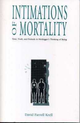 Intimations of Mortality-CL. 9780271004273