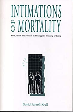 Intimations of Mortality-Ppr. 9780271007540