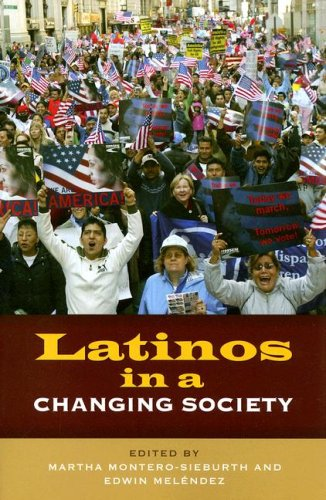 Latinos in a Changing Society 9780275962340