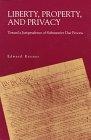 Liberty, Property,& Privacy-Ls, Pod 9780271015101