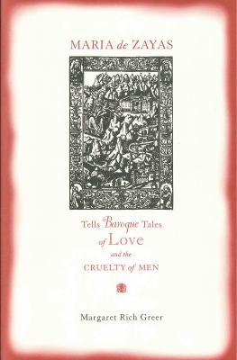 Maria de Zayas Tells Baroque Tales 9780271019871