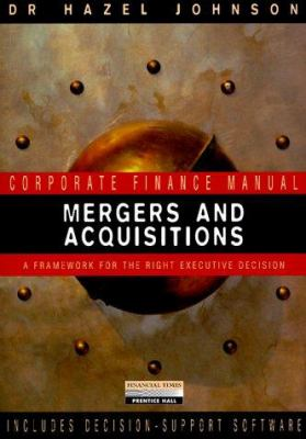 Mergers & Acquisitions 9780273638810