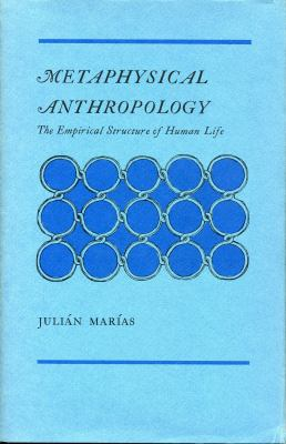 Metaphysical Anthropology 9780271011394
