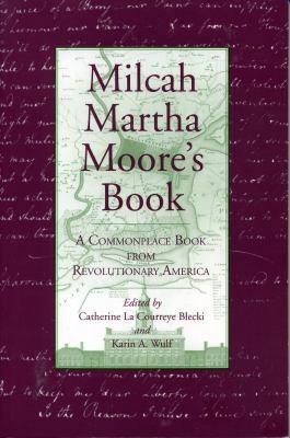 Milcah Martha Moore's Book - Ppr. 9780271016917