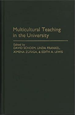 Multicultural Teaching in the University 9780275938529