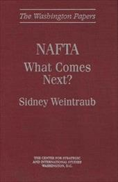 NAFTA: What Comes Next? 817271