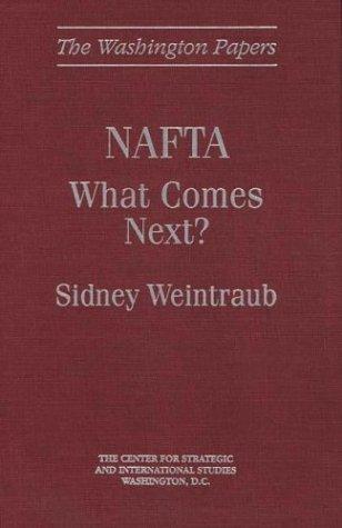 NAFTA: What Comes Next? 9780275951184