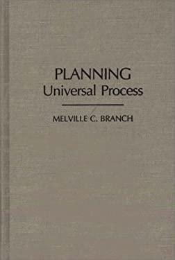 Planning: Universal Process 9780275931605