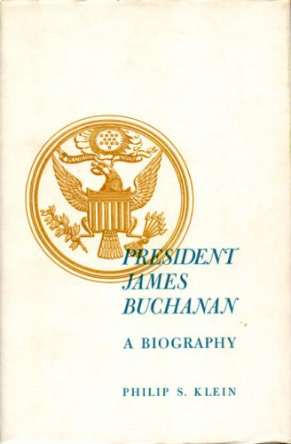 President James Buchanan 9780271730936