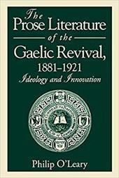 Prose Literature of Gaelic - Ppr.