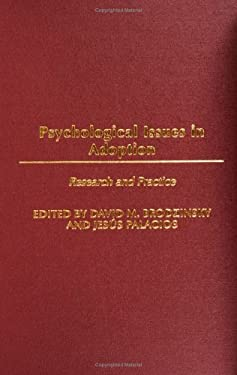Psychological Issues in Adoption: Research and Practice 9780275979706
