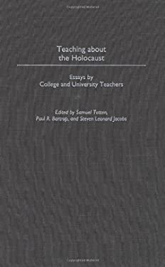 teaching about the holocaust essays by college and university teachers Teaching about the holocaust essays by college and university teachers summary : links to both lesson plans and strategies for teaching social science.