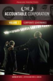 The Accountable Corporation [Four Volumes] [4 Volumes] 820223