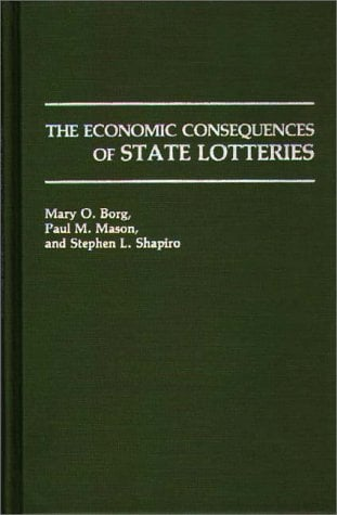 The Economic Consequences of State Lotteries 9780275935702
