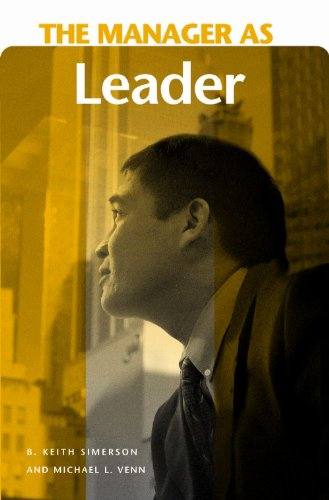 The Manager as Leader 9780275990107