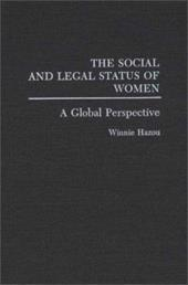 The Social and Legal Status of Women: A Global Perspective