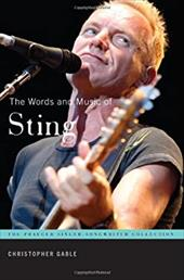 The Words and Music of Sting 820936