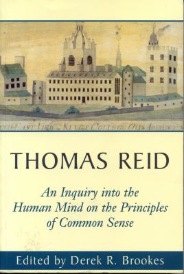 Thomas Reid's Inquiry Human - CL. 9780271017020