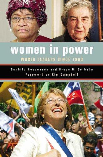 Women in Power: World Leaders Since 1960 9780275981907