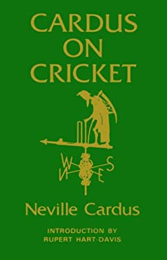 Cardus on Cricket 9780285622845