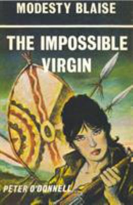 The Impossible Virgin: Modesty Blaise 9780285636149
